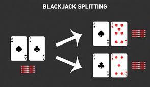 Split Anywhere Rules in Blackjack