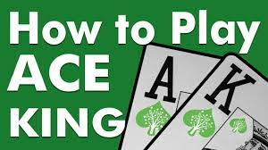 How to Win at Texas Hold'em - How to Play Ace-King and Make Money in No - Limit Texas Hold'em