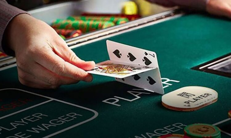 Baccarat - Gambling Card Game